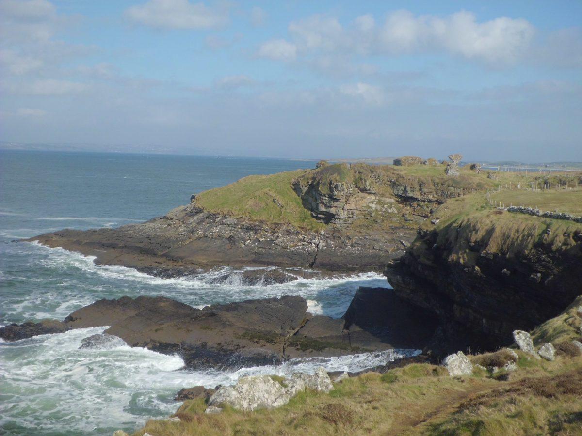 The Story of Kilbarron Castle Part  1