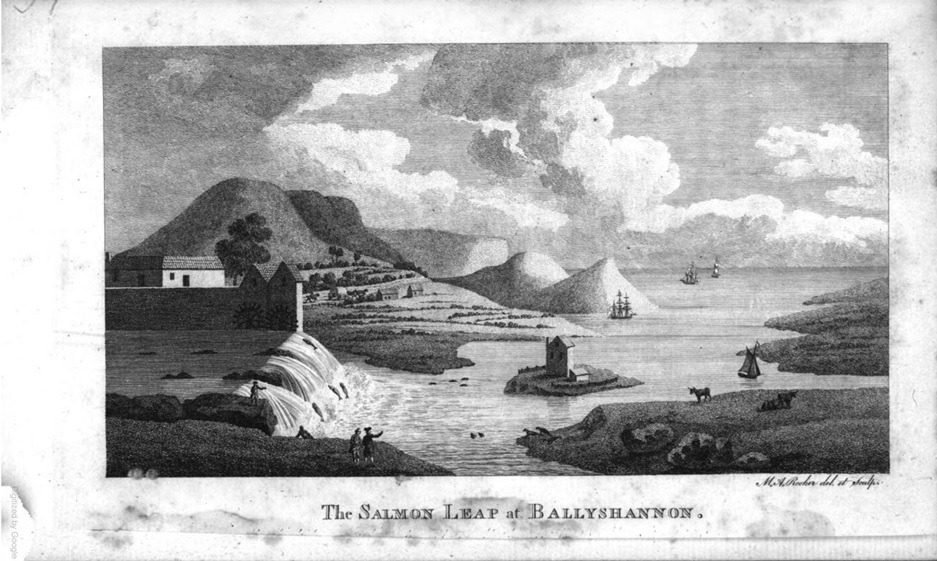 An 18th Century visitor to Ballyshannon